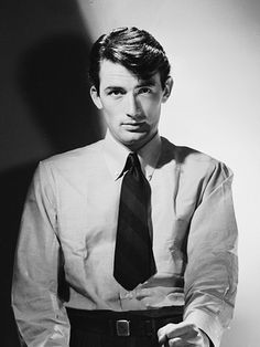 Gregory Peck....  Just, Gregory Peck...