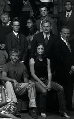 ALIAS CAST.    Where I first fell for Bradley Cooper & Michael Vartan!!!