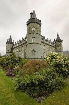 Inveraray Castle, #Scotland