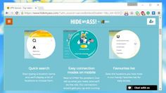 "Review: HideMyAss   HideMyAss has been a popular provider of VPN services for more than 10 years but is now owned by AVG Technologies.  The company offers 940 servers in 350 locations across 190 countries many more than the bulk of the competition.  Load balancing allows HideMyAss to recommend the server with the minimum load in any location helping to keep your speeds high.  Want to try HideMyAss? Check out the website here  As we write the HideMyAss website proudly claims that ""our VPN…"