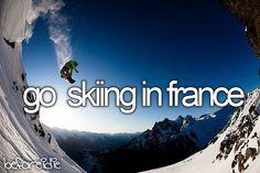 Before I die....