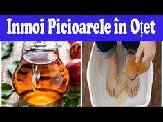 Motivele pentru care ar trebui să îți înmoi picioarele în oțet o dată pe săptămână! - YouTube Alcoholic Drinks, Soap, Personal Care, Healthy, Youtube, Fitness, Home, Self Care, Personal Hygiene