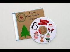 Holiday Gift: Make Personalized CDs or Disks - Morena's Corner