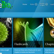 Survive Bio offers free biology games, flashcards, videos, tests and more