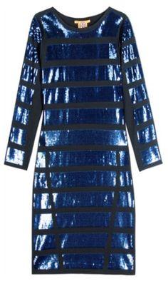 Athazer Dress by TORY BURCH @girlmeetsdress  Pin to Win your dream dress from girlmeetsdress.com! #wingirlmeetsdress