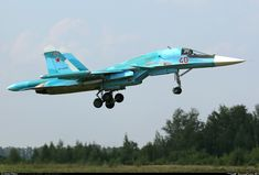 Su 34 Fullback, Russian Air Force, Sukhoi, Military Aircraft, Planes, Fighter Jets, Vehicles, Modern, Wings