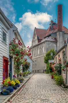 All sizes | Streets of Stavanger, Norway | Flickr - Photo Sharing!