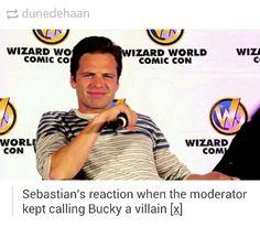 #1 way to make sure Sebastian Stan won't like you