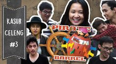 PIRATE BARREL CHALLENGE with Picky Picks, Prankies ID, Steven Tan - Kasu...