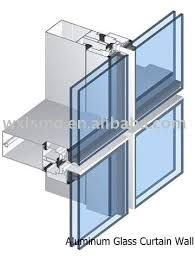 Image Result For Glass Curtain Wall Detail