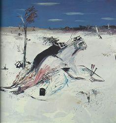 Arthur Boyd Australian Painters, Australian Artists, Arthur Boyd, Board, Painting, Painting Art, Paintings, Painted Canvas, Sign