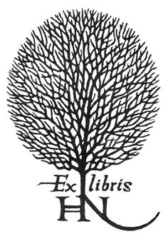 Hnizdovsky ExLibris Tree - Bookplate - Wikipedia, the free encyclopedia