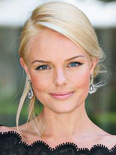 Kate Bosworth hair and makeup!!