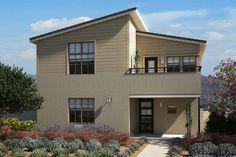 Strada Plan 2C   Contemporary   Pardee Homes Las Vegas