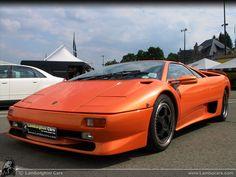 1996 Lamborghini Diablo SV (Sport Veloce)