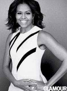 Michelle Obama, Sarah Jessica Parker, and Kerry Washington: The Important Cause…