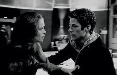 Barry and Caitlin - The Flash CW season 1 - Snowbarry
