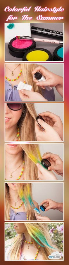Hairstyle Color For The Summer!!! #Fashion #Beauty #Trusper #Tip