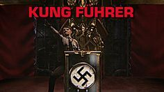 Kung Fuhrer from Kung Fury Kung Fury, Darth Vader, Movies, Poster, Fictional Characters, Explosions, Films, Cinema, Movie