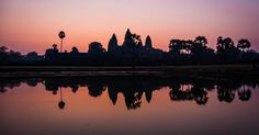 See the sun rise outside of Angkor Wat from the western side and soak up the dawn atmosphere. Spend your day temple-hopping with your local guide to make the most of your visit.