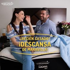 Una cama más amplia te provocará la necesidad de abrazar más a tu pareja, generando seguridad y reduciendo el estrés.  #DescubrirEsDespertar