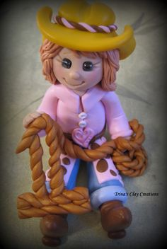 COWGIRL TOPPER CAKE