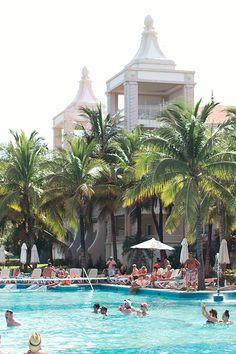 Hotel Riu Palace Riviera Maya - Playa del Carmen, Mexico Photographer: Wanderlust by Jona