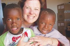 Bracelet of Hope honoured for work done to combat AIDS crisis in Africa