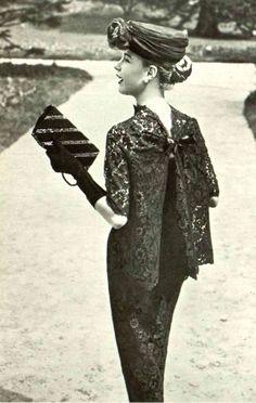 Madeleine de Rauch, 1956