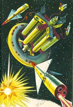 P. Klušancev-K jiným planetám / To The Other Planets