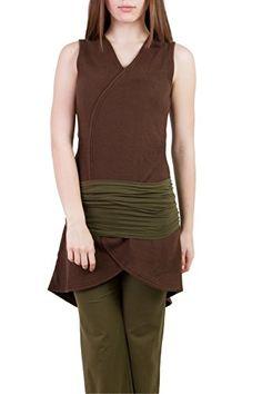#Farbbberatung #Stilberatung #Farbenreich mit www.farben-reich.com Ajna Design Silfo Damen Kleid braun mit olive grünem Gürtel/Schal SET Größe S Ajna-design http://www.amazon.de/dp/B00U6C5JI0/ref=cm_sw_r_pi_dp_ruh3wb13HVVSX