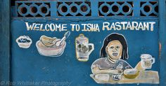 Sierra Leone - Isha Restarant   por Rob Whittaker Photography