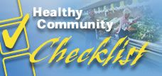 Michigan Healthy Community Checklist