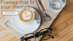 American Eyewear, Eyeglasses, Latte, Tableware, Eyewear, Dinnerware, Tablewares, Glasses, Eye Glasses