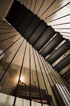Am Steinbruch / noa* network of architecture – nowoczesna STODOŁA | wnętrza…