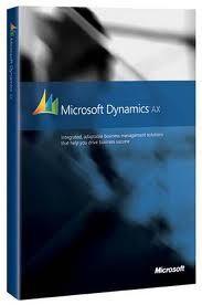 Microsoft Dynamics AX.