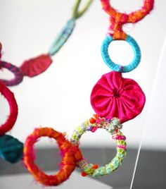 textile jewelry artists - Bing Images