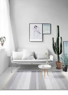 Here's the best secrets and tips to introduce more space into your Scandinavian home! Home Living Room, Living Room Furniture, Living Room Designs, Living Room Decor, Apartment Living, Apartment Ideas, Apartment Therapy, Living Area, Minimalist Home Interior