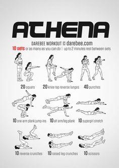 Athena Workout