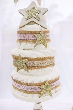 Twinkle, Twinkle Little Star Baby Shower - Would be an adorable 1st birthday theme too