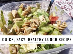 Sown with Strength Fitness + Nutrition: Sunday Meal Prep Special: Go-To Lunch Prep