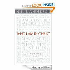 Who I Am In Christ: A Devotional by Neil T. Anderson. $11.95. 292 pages. Publisher: Regal (September 1, 2011). Author: Neil T. Anderson