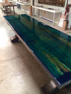 Project of the month. Reclaimed wood with colour coating. 8 weeks of handcraft!