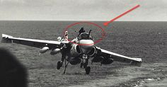 When His Navigator Ejected Halfway Out The Plane, The Heroic Pilot Just Managed To Land And Save His Buddy's Life
