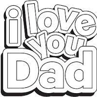 fathers day coloring page - S Colouring Pages