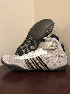 the best attitude 7e714 c3117 Advertisement(eBay) RARE Adidas John Smith Superlight Wrestling Shoes