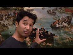 Topstukken van het Rijksmuseum  Zielenvisserij van Adriaen Pietersz  van...
