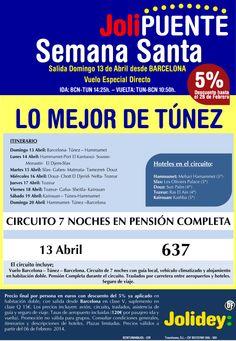 Seman Santa Cto Lo Mejor de Túnez desde 637€ Tax incl. Salidas desde Bcn, domingo 13 de Abril ultimo minuto - http://zocotours.com/seman-santa-cto-lo-mejor-de-tunez-desde-637e-tax-incl-salidas-desde-bcn-domingo-13-de-abril-ultimo-minuto/