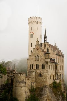 Castle Lichtenstein by Cloudtail the Snow Leopard on Flickr