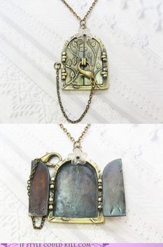 cute locket.